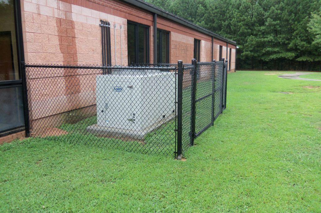 chain link fences Atlanta, chain link fences Athens