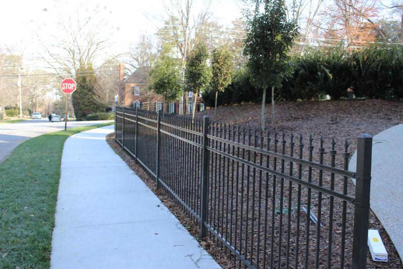 ornamental fence Cumming