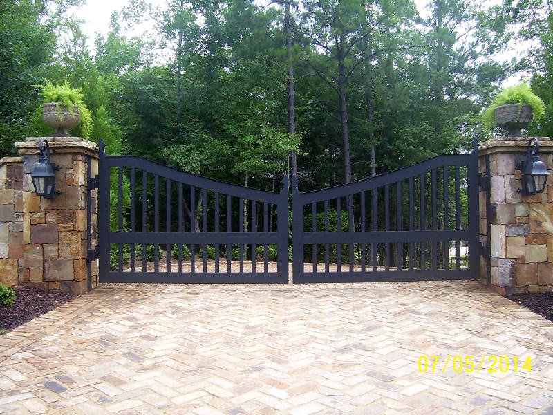 driveway gates Braselton, gate openers Athens Georgia