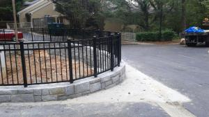iron fence Buford, fence company Buford