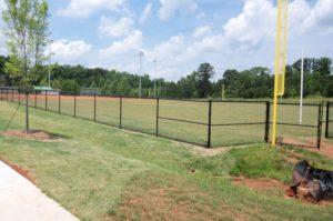 metal fencing Buford, metal fences Dacula