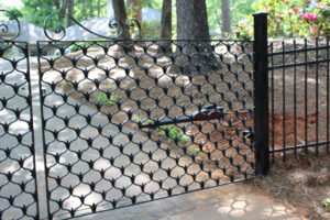 metal gates Suwanee, estate gates Lawrenceville