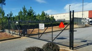 commercial fencing Athens Georgia, commercial fences Augusta Georgia