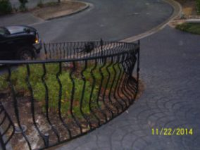 Decorative Fence Installation Suwanee Georgia, ornamental fences Buford GA