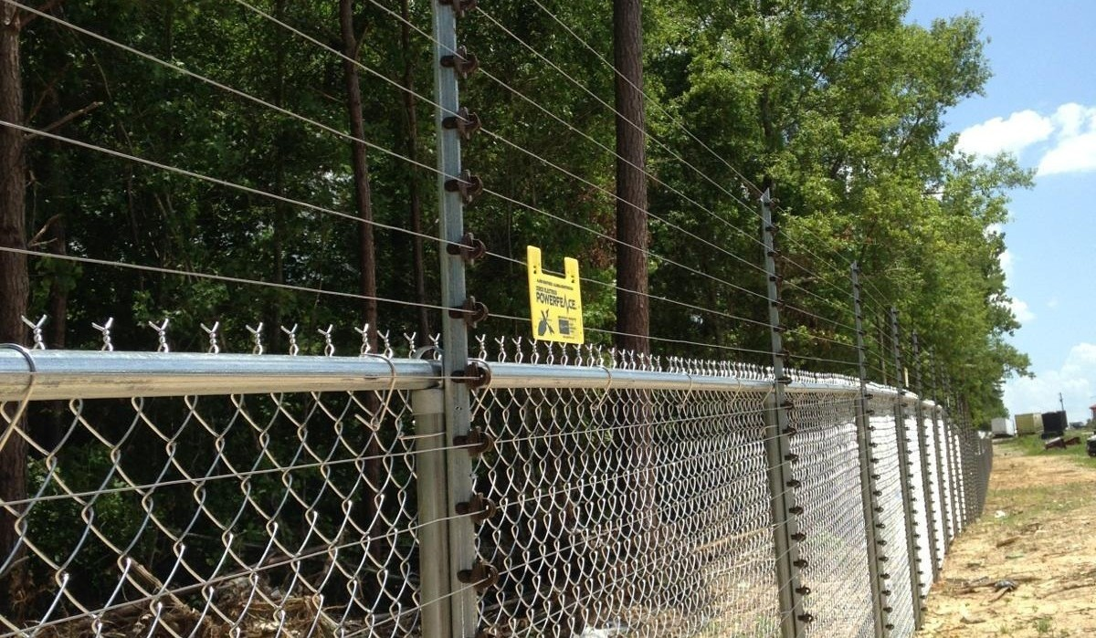 Electric fence for your ga business america
