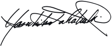 Takahashi-san Signature