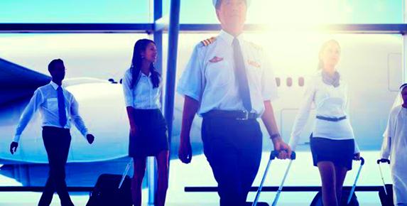 クルー:米国内で海外船舶や飛行機の乗組員・乗務員(D ビザ)