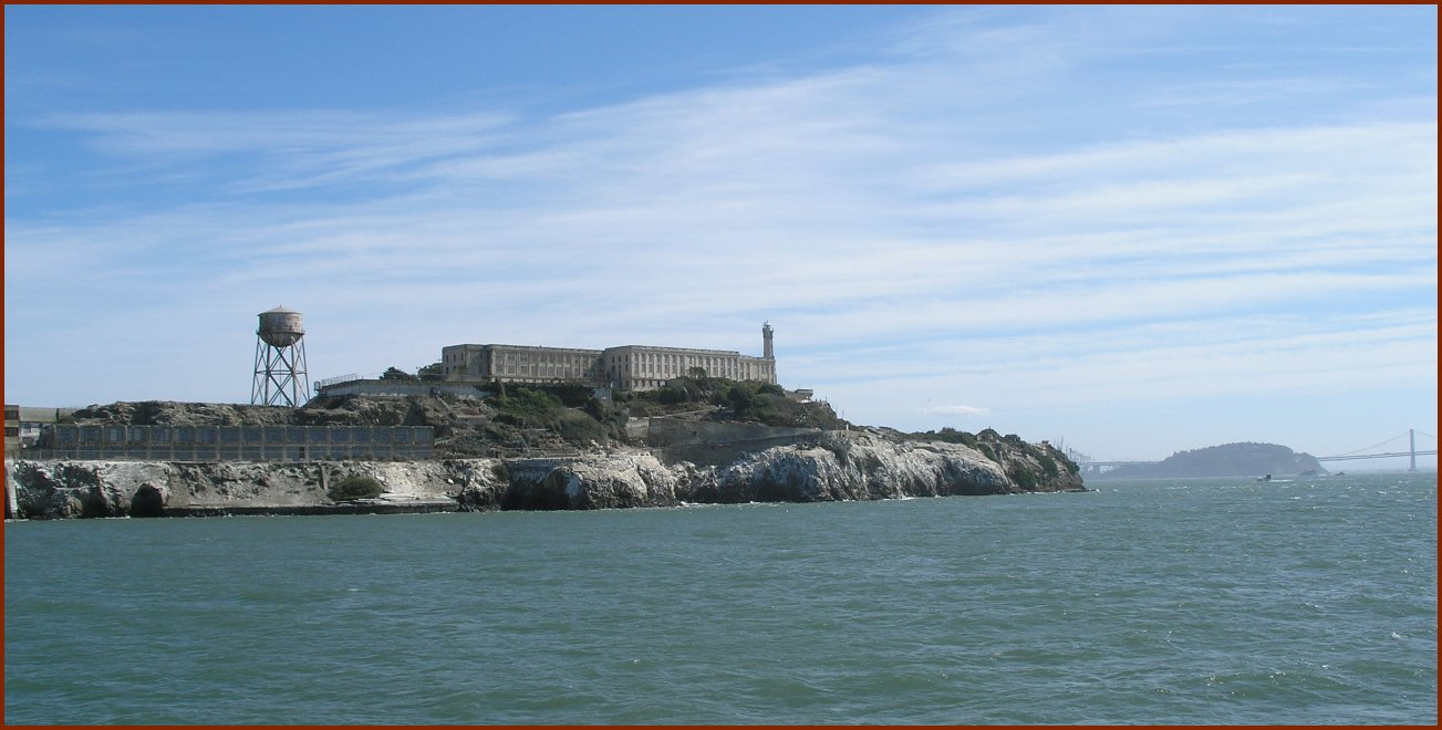 The Rock and the Bay — © 2008 America InContext