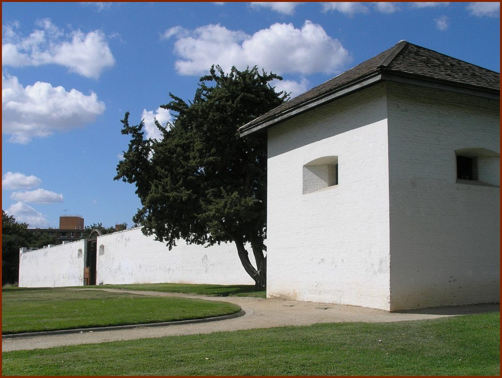 Sutter's Fort — © 2008 America InContext