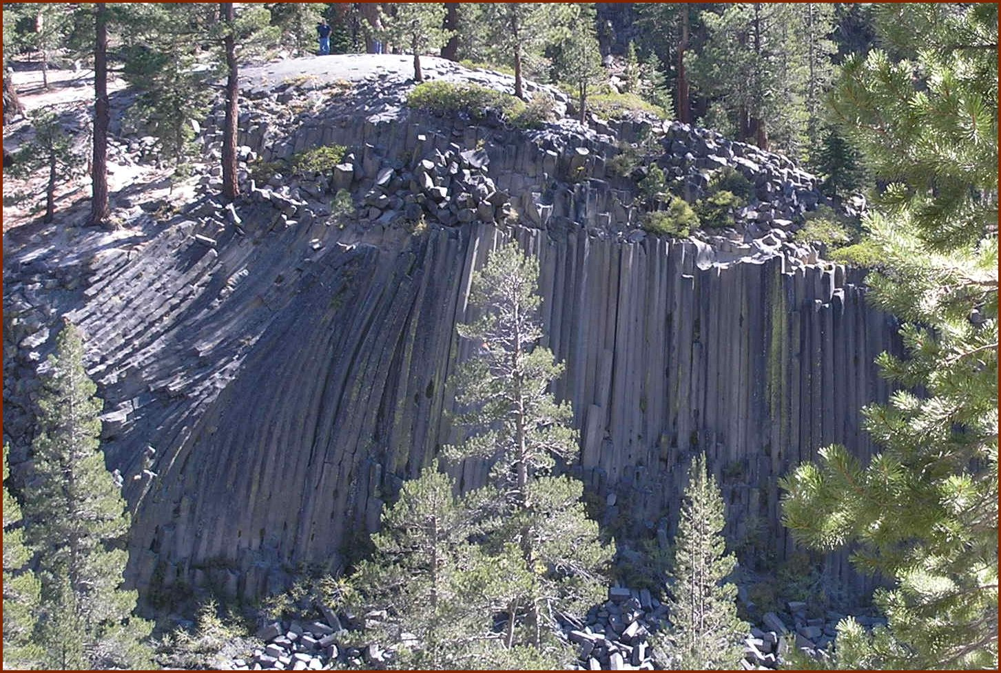 Postpile © 2009America In Context