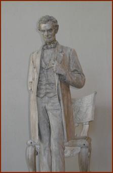 Lincoln by Saint-Gaudens