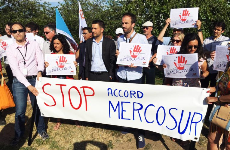 Mercosur-UE: cheque en blanco para devastar el planeta