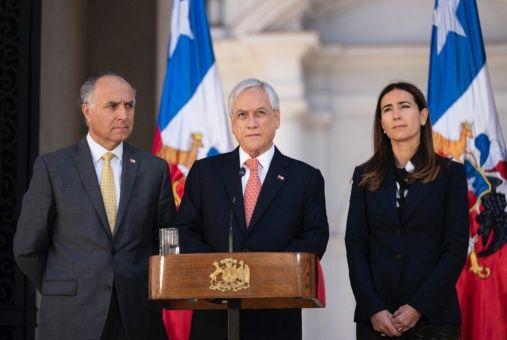 Piñera suspende cumbres de APEC y la COP25 a celebrarse en Chile