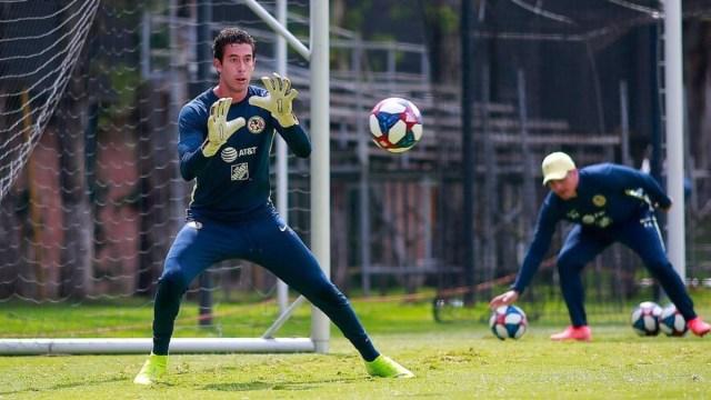 Óscar Jiménez es el portero con más atajadas en la Jornada 12 de la Liga MX  | América Monumental