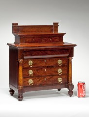 C-Miniature with Maple Columns and Coke
