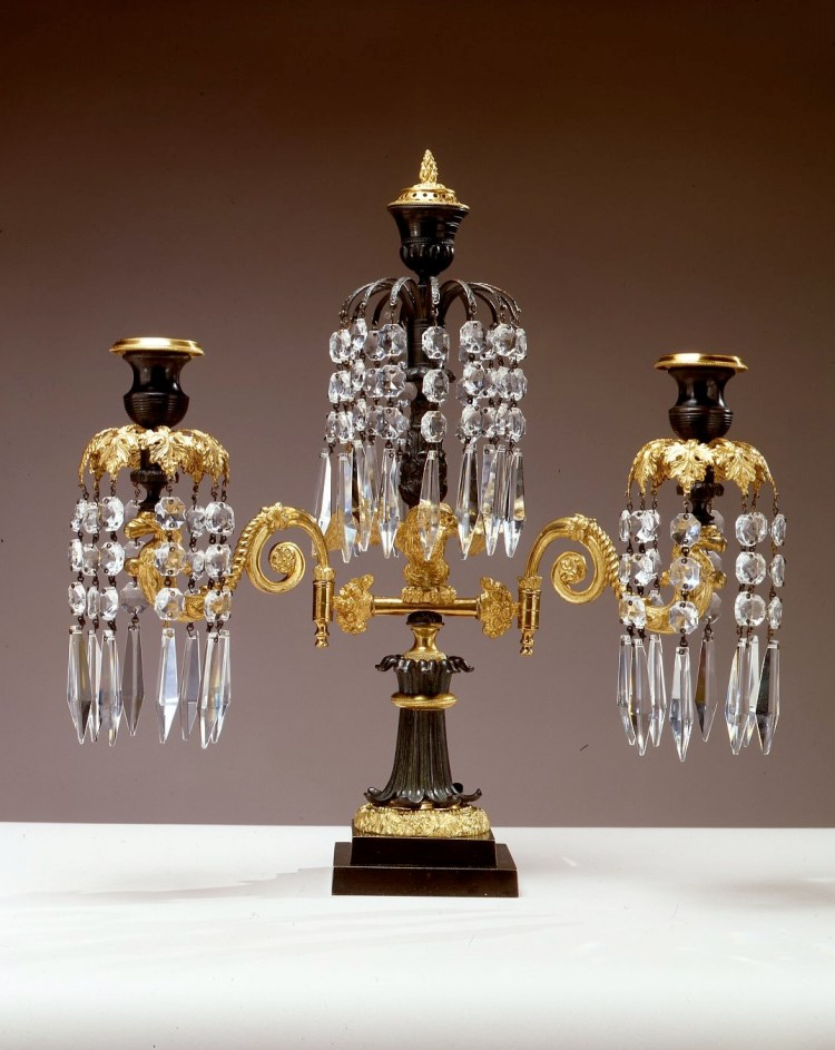 Girandole Candelabra by Fletcher and Day