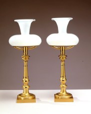 Miniature Sinumbra Lamps by William Carleton