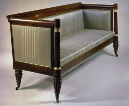 Box Sofa by Duncan Phyfe