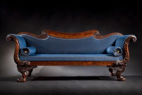 Grecian Sofa by Isaac Vose