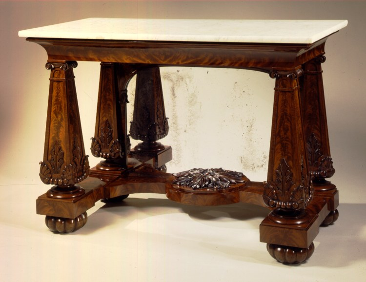 Boston Egyptian Pier Table