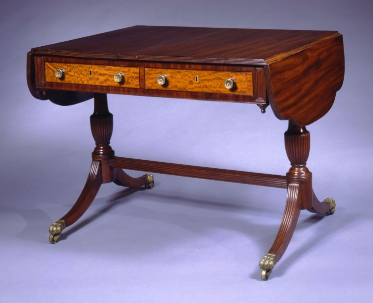 Sofa Table by Duncan Phyfe