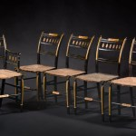 Federal Fancy Chairs - Salem