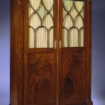 Cabinet Secretary Bookcase by Duncan Phyfe