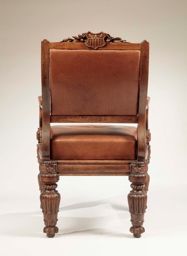 U.S. House of Representatives Arm Chair