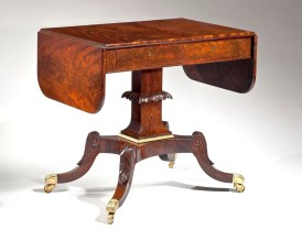 Sofa Table by Isaac Vose with John Seymour