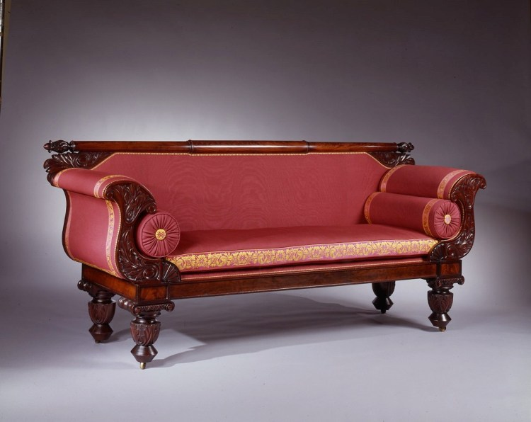 Archive of sold masterpieces holds some of the many masterpieces of American Classical furniture that Carswell Rush Berlin has handled, many of which are now in the collections of America's top art museums.