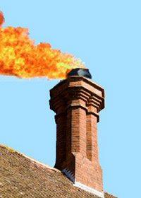 Chimney Repair Chimney fire pic