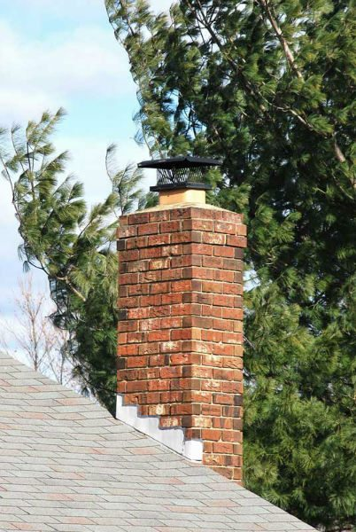 What Is A Chimney Spark Arrestor Portland Or American