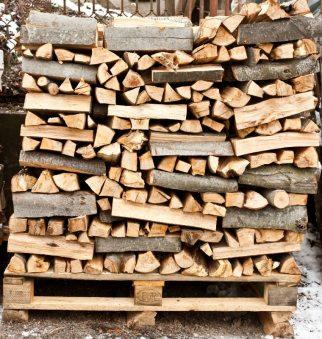Seasoning Firewood image