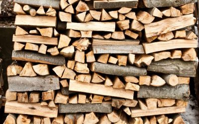 How to Season Firewood for a Cozy Christmas