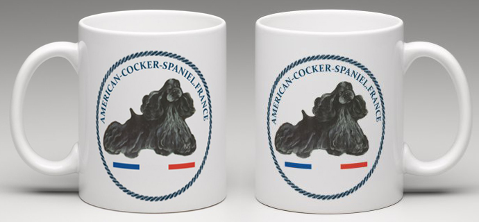 mug cocker americain