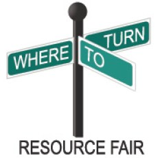 Where to Turn Resource Fair Logo