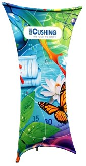 Ion Fusion Fabric Curved Frame Banner Stands