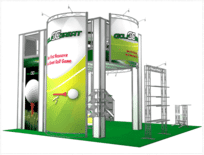 20-x-20-Golf-Great-Double-Deck-Truss-Trade-Show-Display