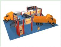 50-x-40-Lift-Hauling-Company-trade-show-truss-displays