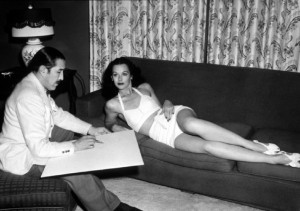 vargas-and-hedy-lamarr