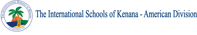 The International Schools of Kenana - American Division