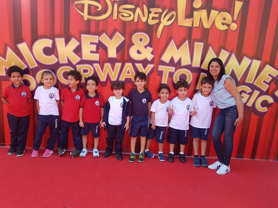 Disney life show 2018