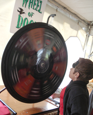 The Wheel of Doom