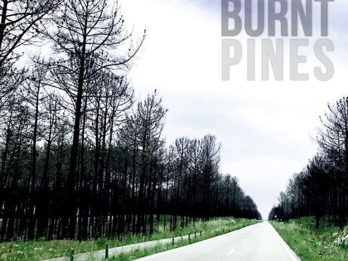 The Burnt Pines Album Cover