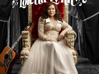 "Artwork for Loretta Lynn album""Still Woman Enough"""