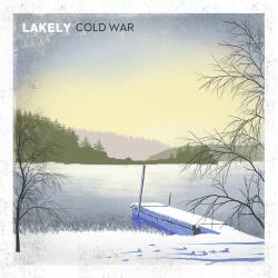 "Artwork for Lakely album ""Cold War"""