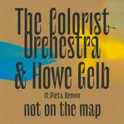 colorist orchestra album cover ft Howe gelb and pietra brown