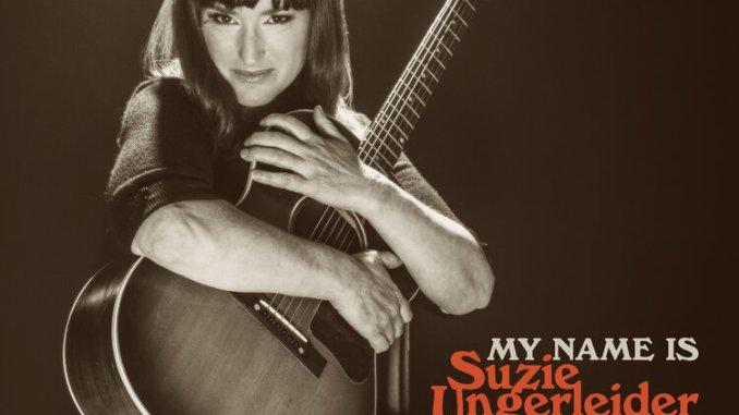 """Artwork for Suzie Ungerleider album """"My Name is Suzie Ungerleider"""""""