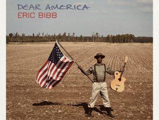 """Artwork for Eric Bibb album """"Dear America"""""""