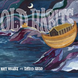 """Actual cover art for Kat Wallace and David Sasso """"Old Habits"""""""
